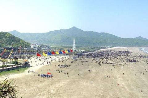 宁波象山中国渔村