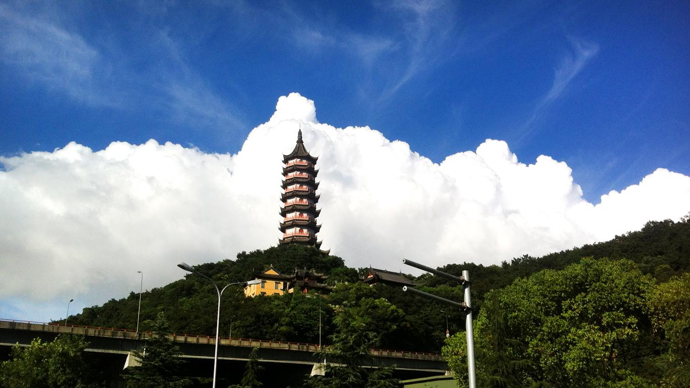 宁波招宝山